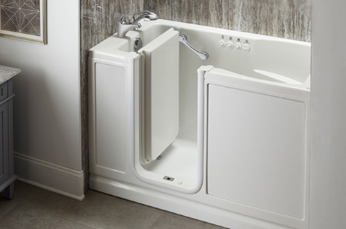 Bathroom Accessibility Features and Walk-In Tubs
