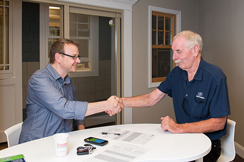 Customer satisfaction by Superior Remodelers