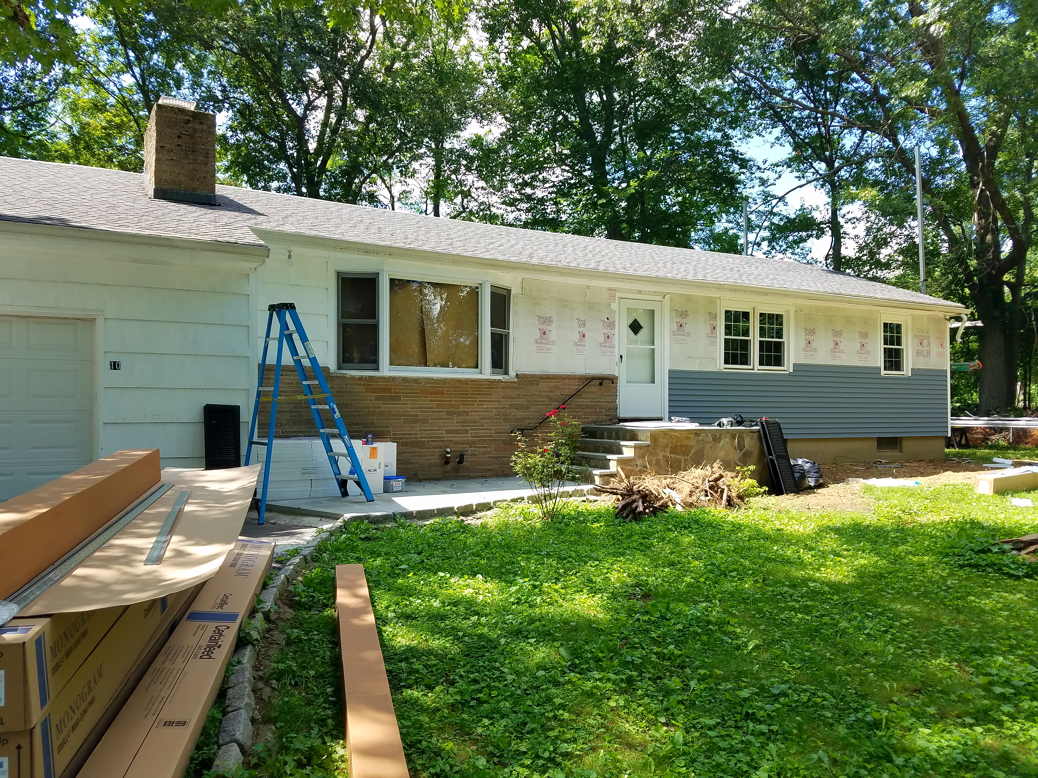 Job Completed For Tyron A In Trumbull Ct