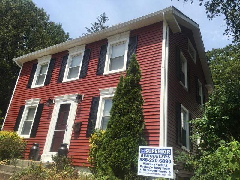 job completed for sheryl g in branford ct