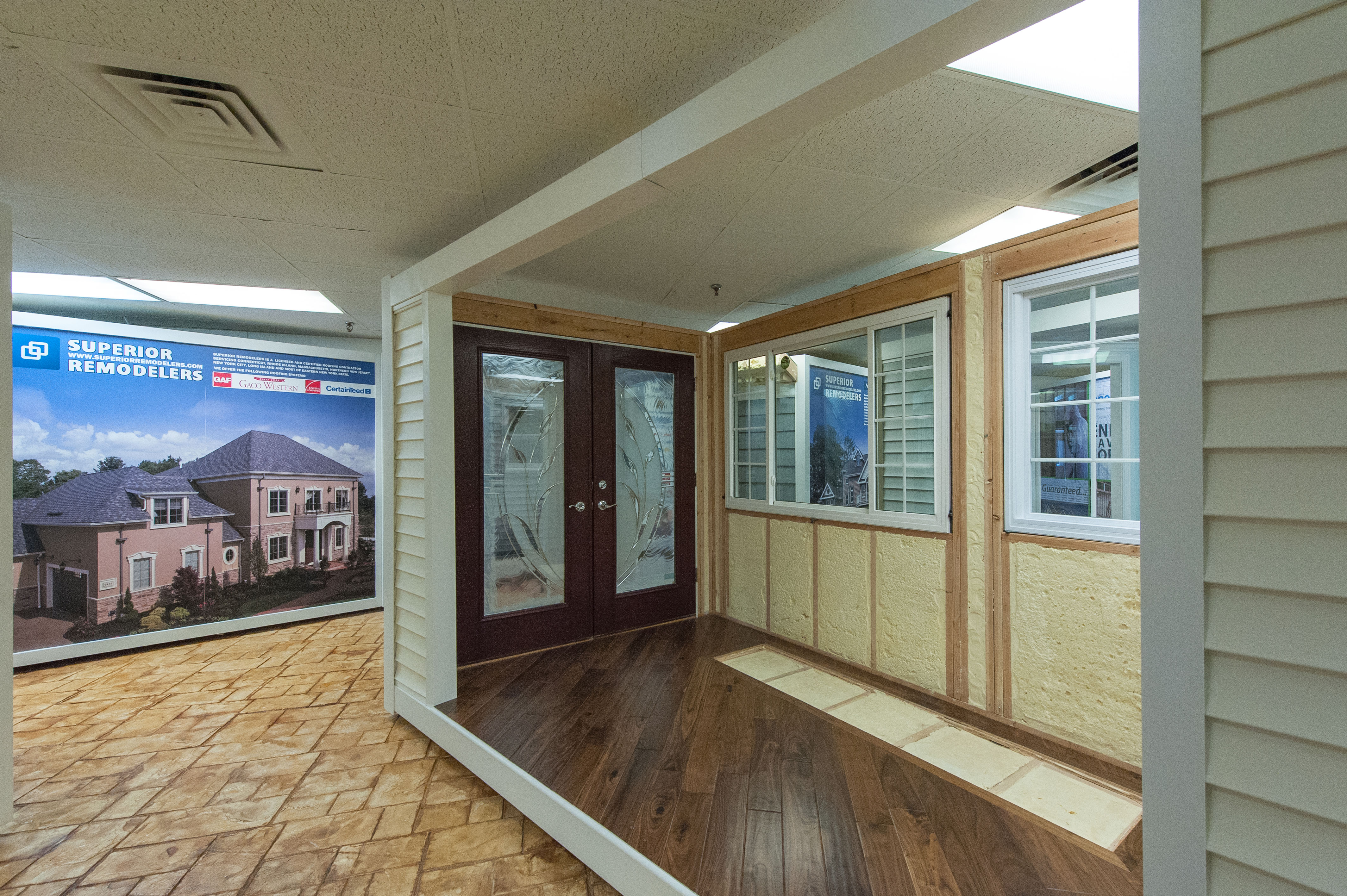 Home Improvement Showroom In Newtown Ct Superior Remodelers