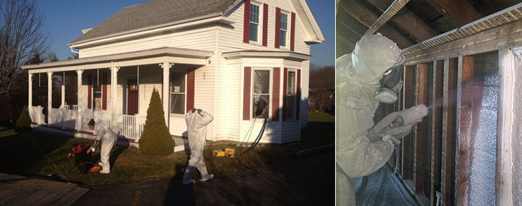 Spray Foam Installation Services