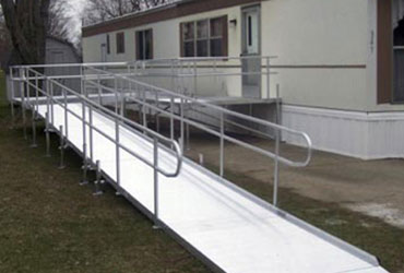 Versatile Ramp Systems Designed and Built