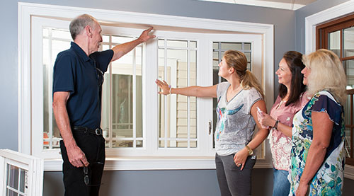 Assist you in determining the best type of window